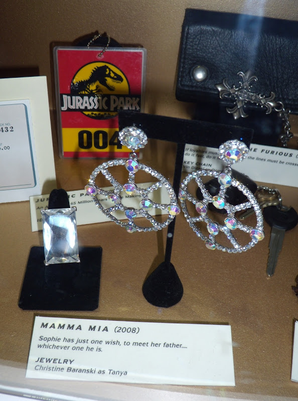 Mamma Mia The Movie Christine Branski's jewelry
