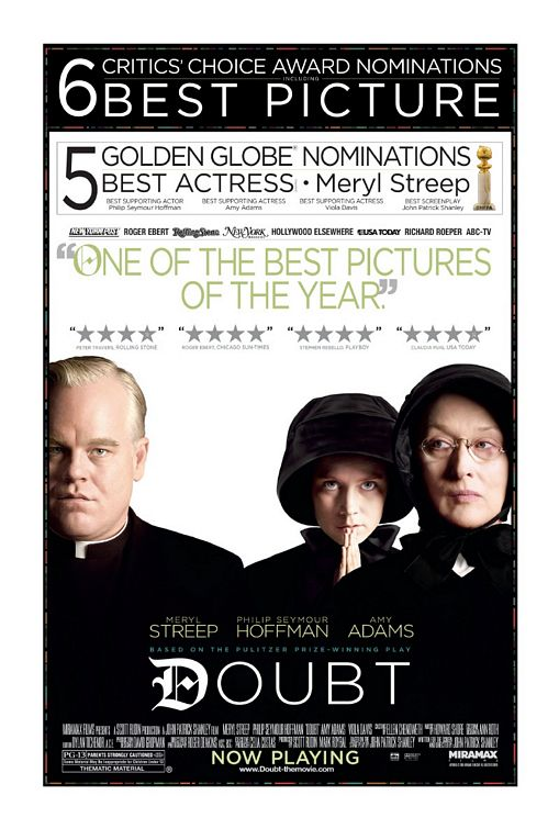 Doubt movie poster