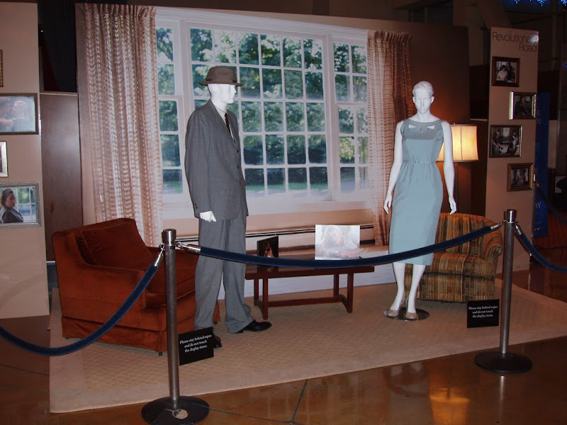 Original Revolutionary Road 1950s film costumes