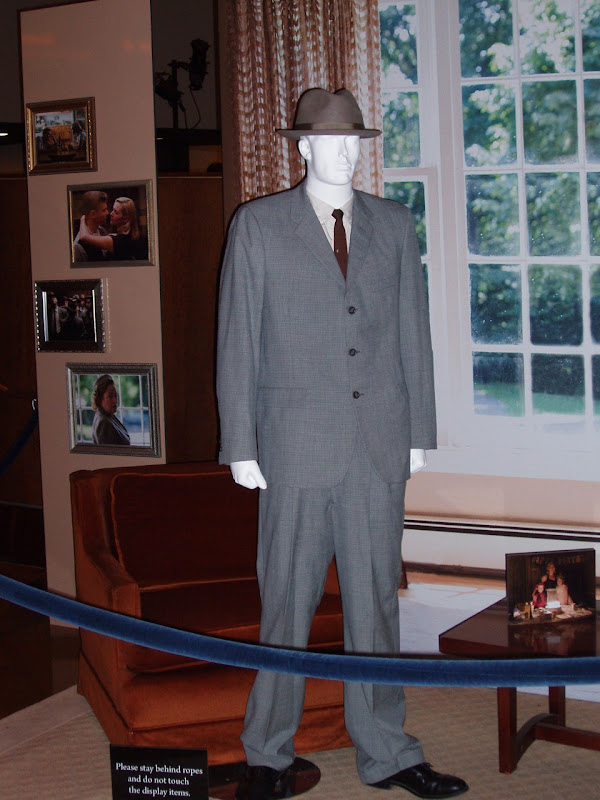 Leonardo DiCaprio's 1950s suit from Revolutionary Road
