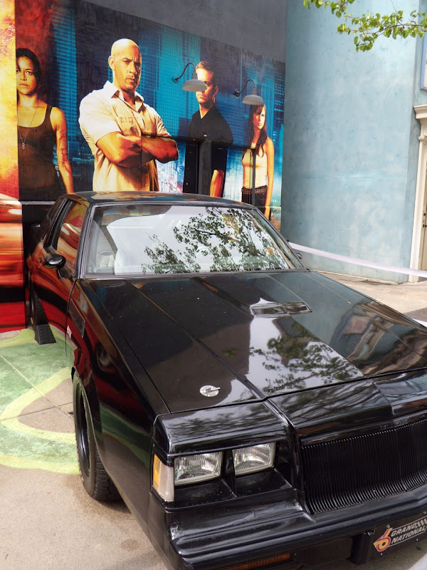Fast & Furious Buick Grand National car