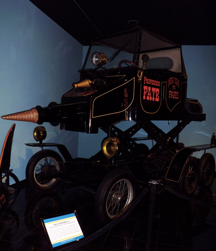 Jack Lemmon's Hannibal 8 movie car from The Great Race