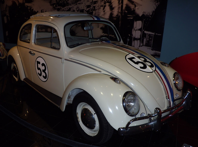 Herbie Love Bug TV movie VW Beetle