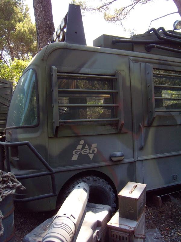Jurassic Park The Lost World movie vehicles