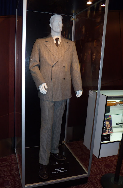 Original Christian Bale Public Enemies movie costume
