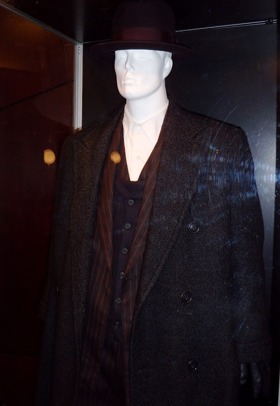 Johnny Depp 1930s outfit from Public Enemies