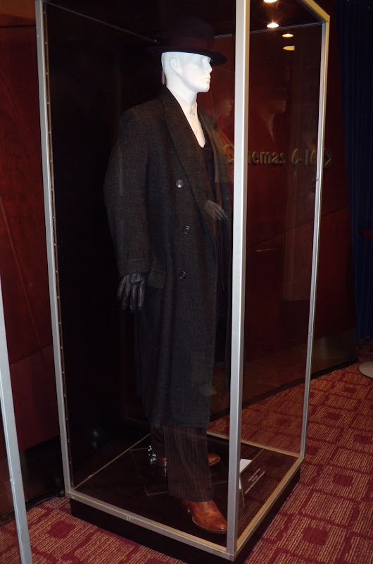 Johnny Depp Dillinger Public Enemies costume