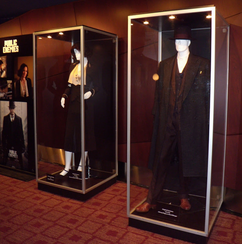 Original Johnny Depp Public Enemies film costume