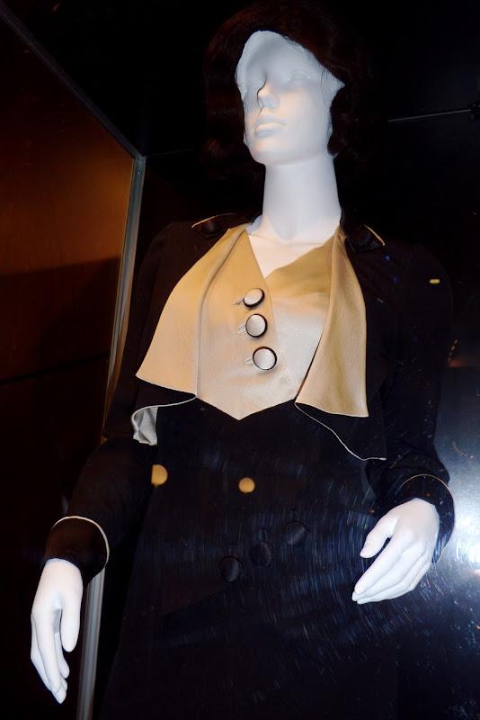 Marion Cotillard's actual Public Enemies costume