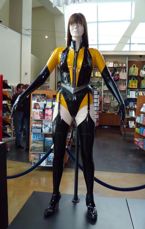 Silk Spectre II Watchmen outfit