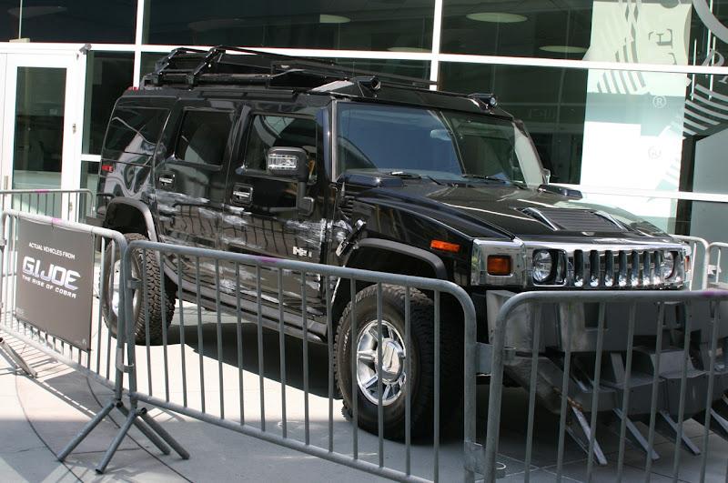 GI Joe Cpbra Scarab movie vehicle