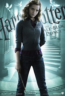Harry Potter 6 Hermione movie poster