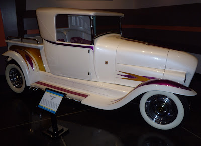 1927 Ford Hot Rod car