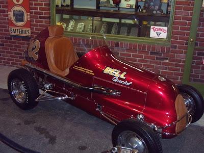 1945 Bel Special midget racer
