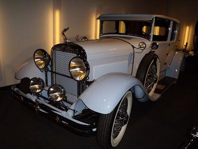1928 Hudson Victoria car