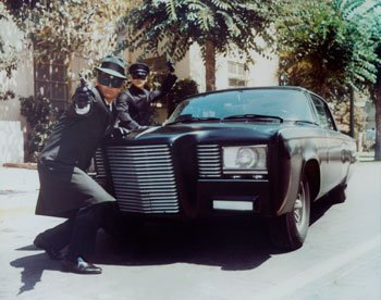 The Green Hornet 1966 TV series