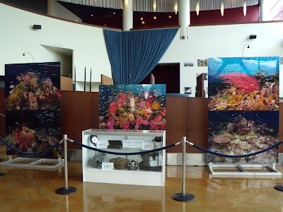The Cove display at ArcLight Hollywood cinema