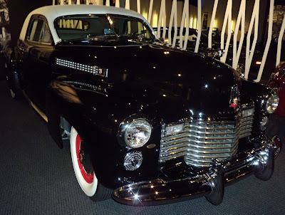 Clark Gable's 1941 Cadillac