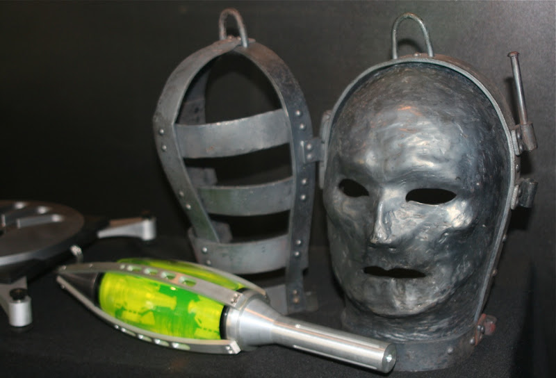 GI Joe movie McCullen ancestor mask prop