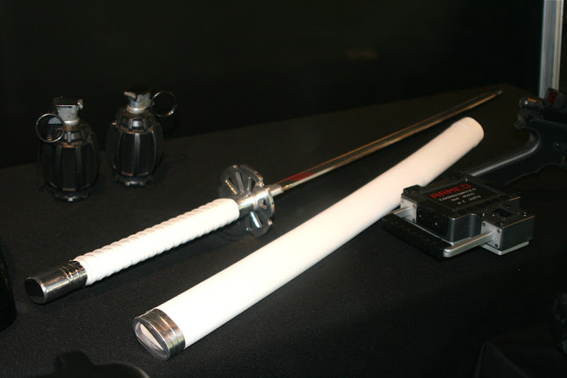 GI Joe movie Storm Shadow sword