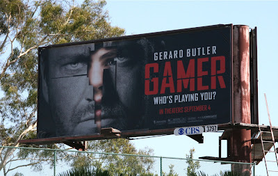 Gamer movie billboard