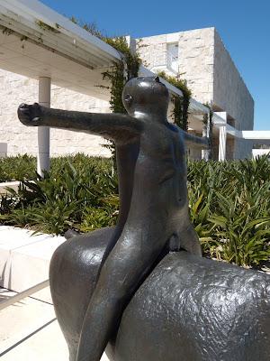 Angel of the Citadel bronze sculpture