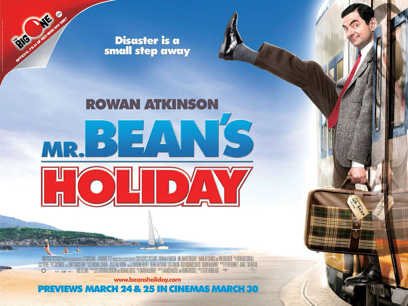 Mr Bean's Holiday movie poster