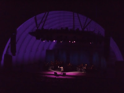 Liza Minnelli at The Hollywood Bowl 2009