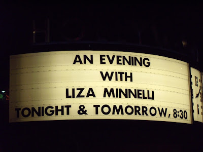 Liza Minnelli at The Hollywood Bowl 28 Aug 09