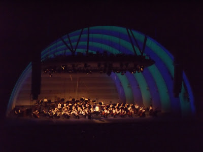 Lynn Redgrave at John Williams Hollywood Bowl Sep 09