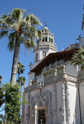 Ornate Casa Grande Hearst Castle