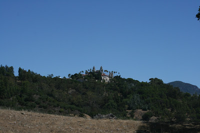 Hearst Castle San Simeon Hills California