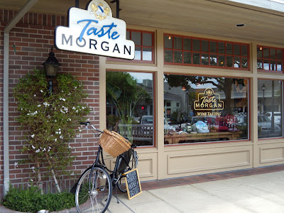 Taste Morgan wine tasting in Carmel