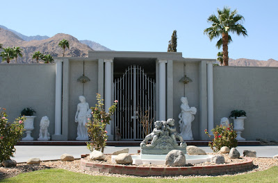Liberace House Palm Springs