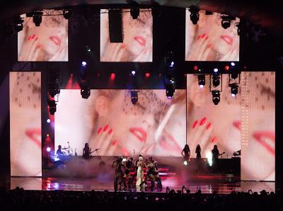 Kylie Hollywood Bowl USA Tour 09