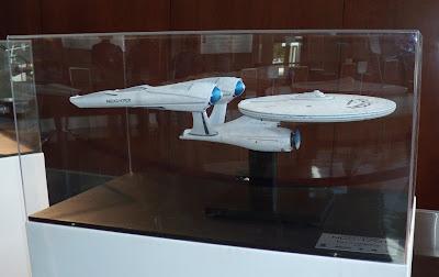 Star Trek USS Enterprise NCC-1701 model replica