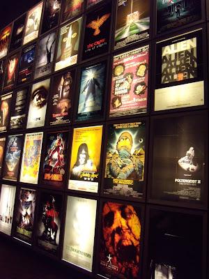 ArcLight Sherman Oaks cinema horror films