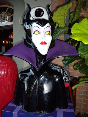 Disneyland Hallowwen Maleficent