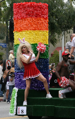 WEHO Cheer West Hollywood Gay Pride Parade 2009