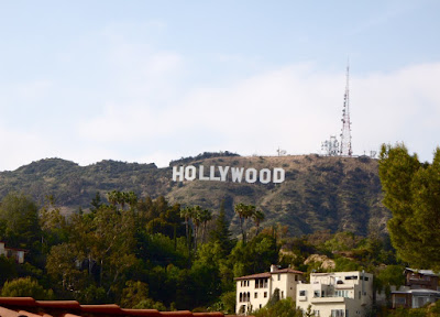 The Hollywood Sign Los Angeles