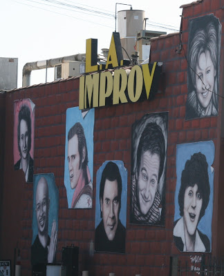Comedy at LA Improv