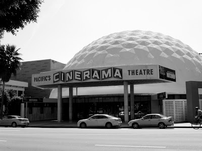 Cinerama Dome Sunset Blvd