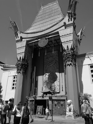 Grauman's Chinese Theatre Hollywood Boulevard