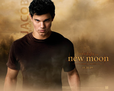 Twilight New Moon Jacob