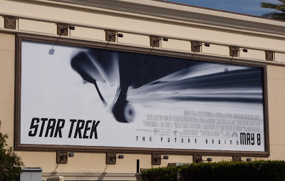 Star Trek billboard