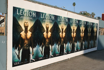 Legion angel film posters