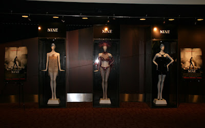 Original Nine movie costumes
