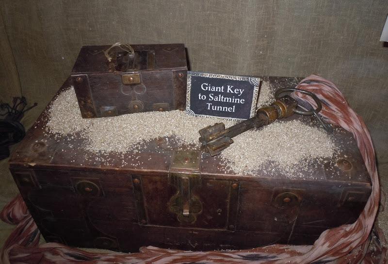 Prince of Persia saltmine key prop