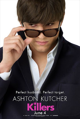 Ashton Kutcher Killers poster