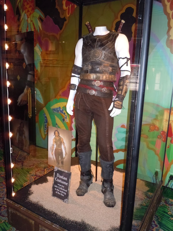 Original Prince of Persia movie costume